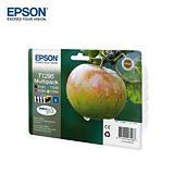 Epson Cartuccia inkjet Serie Mela T1295, C13T12954010, Inchiostro DURABrite Ultra, Nero, Ciano, Giallo, Magenta, Multipack