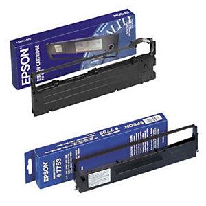 Epson Cassette Matricielle  - N° S015337  - Noir