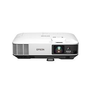 "Epson EB-2250U, 5000 lúmenes ANSI, 3LCD, WUXGA (1920x1200), 400:1, 16:10, 1270 - 7620 mm (50 - 300"") V11H871040"