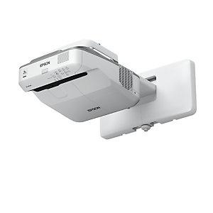 "Epson EB-685W, 3500 lúmenes ANSI, 3LCD, WXGA (1280x800), 300:1, 16:10, 1524 - 2540 mm (60 - 100"") V11H744040"