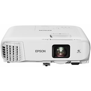 "Epson EB-982W, 4200 lúmenes ANSI, 3LCD, WXGA (1280x800), 16000:1, 16:10, 584,2 - 7112 mm (23 - 280"") V11H987040"