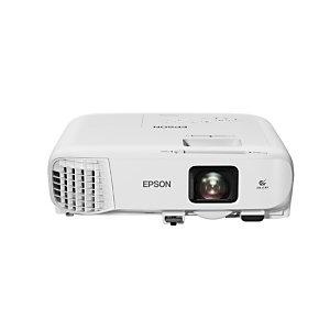 """Epson EB-992F, 4000 lúmenes ANSI, 3LCD, 1080p (1920x1080), 16000:1, 16:9, 762 - 7620 mm (30 - 300"""") V11H988040"""