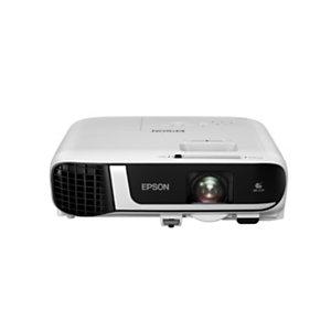Epson EB-FH52 Vidéoprojecteur sans fil V11H978040 - Blanc