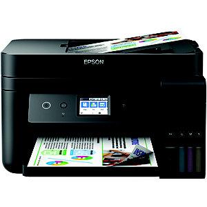 Epson EcoTank ET-4750, Impresora multifunción a color, Inalámbrica, A4