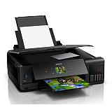 Epson EcoTank ET-7750, Impresora multifunción a color, Inalámbrica, A3