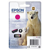 Epson Epson 26 - magenta - originale - cartuccia d'inchiostro