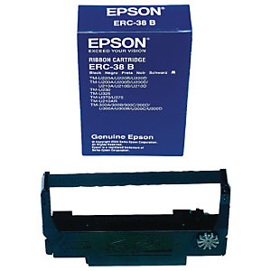 Epson ERC-38B Cinta Negro