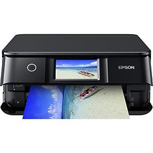 Epson Expression Photo Expression Photo XP-8600, Inyección de tinta, 5760 x 1440 DPI, 120 hojas, A4, Impresión directa, Negro C11CH47402