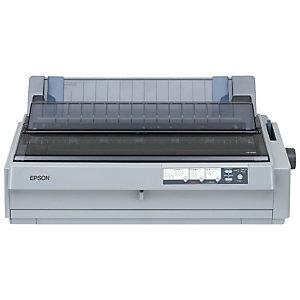 Epson LQ-2190, 576 caractères par seconde, 360 x 180 DPI, 432 caractères par seconde, 144 caractères par seconde, 10,12 caractères par pouce, 6 copies C11CA92001