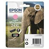 Epson, Materiale di consumo, Cartuccia magentachiaro 24xl, C13T24364012