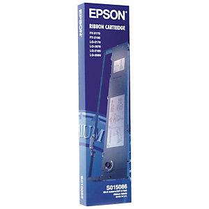 Epson Nastro originale per stampante C13SO15086 - Colore nero