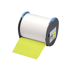 Epson RC-T1YNA Cinta de etiquetas amarilla, 100 mm