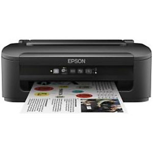 Epson, Stampanti e multifunzione laser e ink-jet, Workforce wf-2010w, C11CC40302
