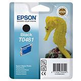 Epson T0481, C13T04814010, Cartucho de Tinta, Negro
