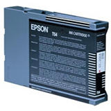 Epson T5447, C13T544700, Cartucho de Tinta, ULTRACHROME®, Negro Claro