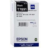 Epson T7891 XXL, C13T789140, Cartucho de Tinta, DURABrite Ultra, Negro