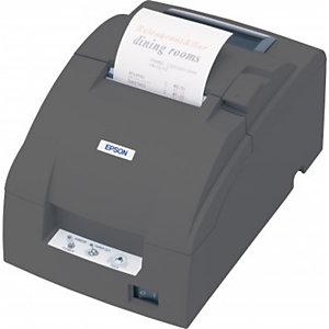 Epson TM-U220D (052B0): USB, PS, EDG, 1 copias, 9 pines, 128 KB, USB 2.0, CE EN55022, CE EN55024, EN60950 C31C515052B0