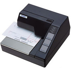 Epson TM-U295 (292LG): Serial, w/o PS, EDG, 126 Ipm, Negro, 0,5 KB, Alámbrico, 0.09 - 0.25 mm, 80 - 182 mm C31C163292LG