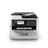 Epson WorkForce Pro WorkForce Pro WF-M5799DWF, Inyección de tinta, Impresión en blanco y negro, 1200 x 1200 DPI, 330 hojas, A4, Blanco C11CG04401