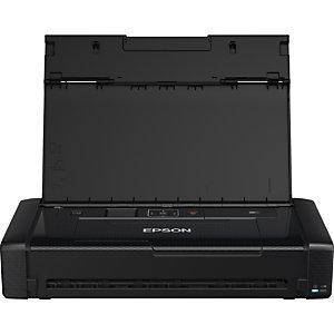 Epson WorkForce WF-110W, 5760 x 1440 DPI, Tinta a base de pigmentos, 14 ppm, 11 ppm, 7 ipm, 4 ipm C11CH25401
