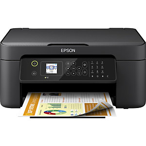 Epson WorkForce WF-2810DWF, Jet d'encre, Impression couleur, 5760 x 1440 DPI, A4, Impression directe, Noir C11CH90402