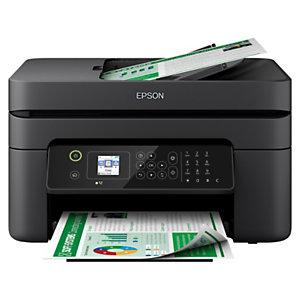 Epson WorkForce, WF-2830DWF, Impresora multifunción a color, Inalámbrica, A4 (210 x 297 mm)