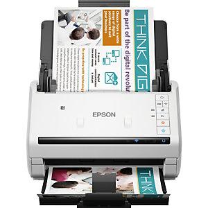Epson WorkForce WorkForce DS-570W, 215,9 x 6096 mm, 600 x 600 DPI, 35 ppm, 24 bit, 35 ppm, Alimentation papier de scanner B11B228401