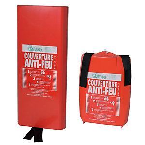 ESCULAPE Couverture anti-feu 180 x 180 cm