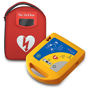 Esculape Saver One Défibrillateur 100% automatique