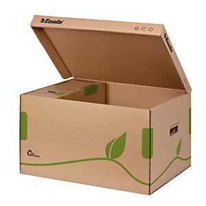 ESSELTE 20 caisses archives Eco