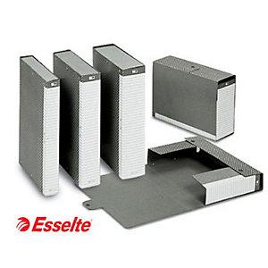 Esselte Cartella progetti Delso Line, Cartone, Grigio, 350 mm x 250 mm x 120 mm