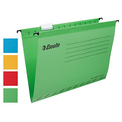 Esselte foolscap suspension files