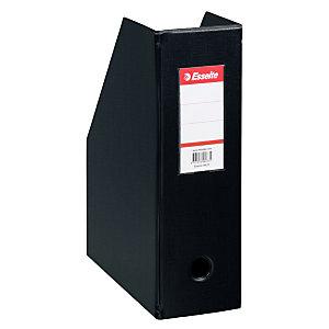 Esselte Porte-revues A4 Vivida - PVC - dos 10 cm - noir