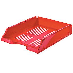 ESSELTE Vaschetta portacorrispondenza Transit - 26x33,6x7,6 cm - rosso - Esselte