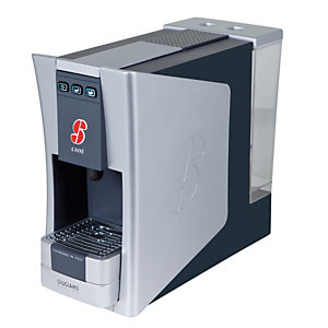 ESSSE CAFFE' Macchina da caffE' S12 - 29,5x13,5x26,5 cm - 1100 W - argento - Essse CaffE'