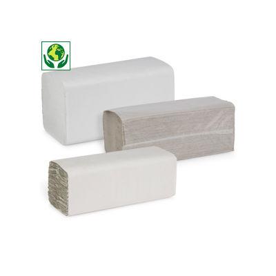 Essuie-mains 100 % recyclé