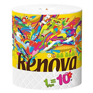Essuie-tout Renovagreen, bobine de 240 formats