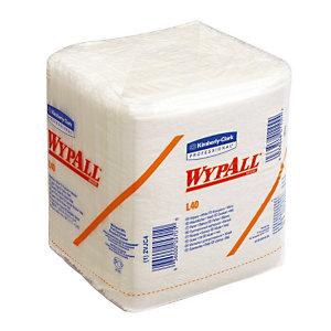 Essuyeurs Wypall L40, le sachet de 56