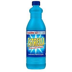ESTRELLA Azul, Lejía con detergente, 1,35 litros