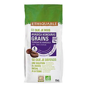 Ethiquable Café en grains Honduras Arabica Bio - 1kg