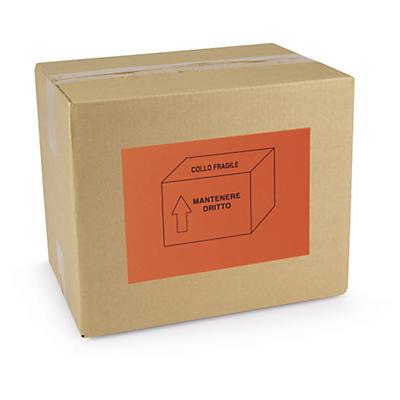 Etichette adesive colorate stampabili