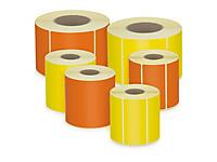 Etichette colorate a trasferimento termico