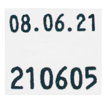 Etiketten für Preisauszeichner PBDUO16