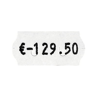 Etiquette 26 x 12 mm  pour pince à étiqueter KENDO26##Etiketten Kendo 26