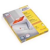 Etiketten voor kopieerapparaten, inkjet- en laserprinters