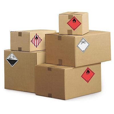 Etikety pre signalizáciu nebezpečného nákladu