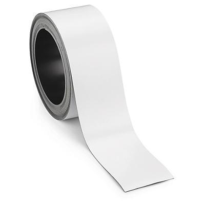 Etiqueta magnética em rolos