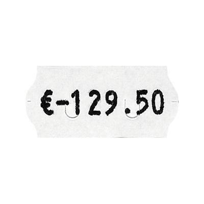 Etiquette 26 x 12 mm  pour pince à étiqueter KENDO26
