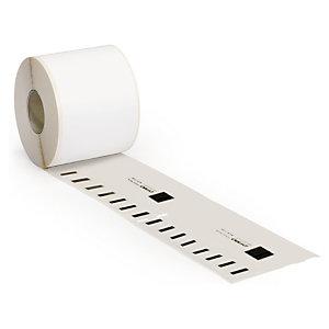 Etiquette adhésive permanente pour imprimante Label Writer DYMO