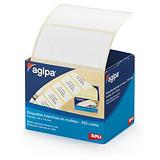 Étiquette d'adressage en rouleau AGIPA